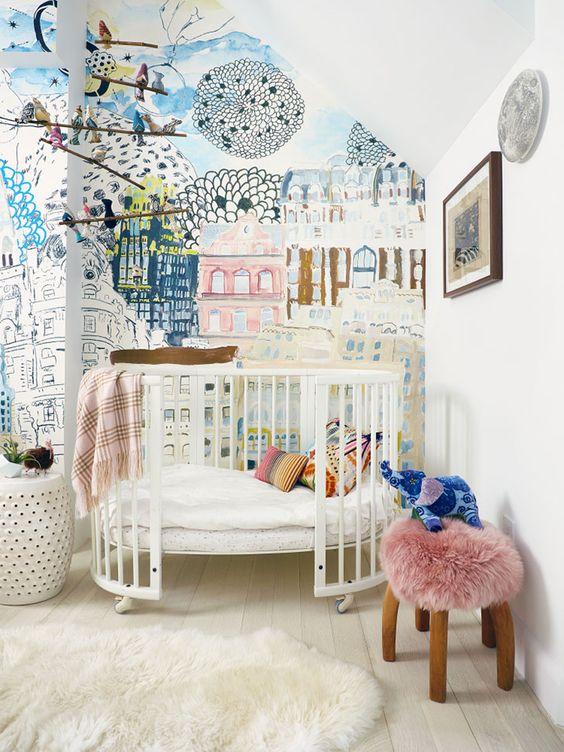 Papel pared cactus, Blog de moda infantil, La casita de Martina, 2