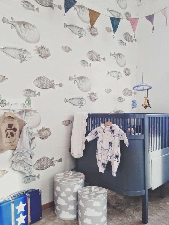 Papel pared cactus, Blog de moda infantil, La casita de Martina, 4