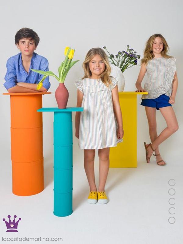Gocco, marca moda infantil, la casita de martina, carolina simo, ropa infantil, kids wear, moda bambini, 4