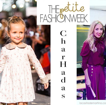 Carolina Simo, The Petite Fashion Week, CharHadas, blog moda infantil, Belen Junco