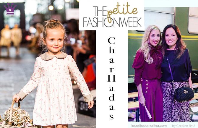 Carolina Simo, The Petite Fashion Week, CharHadas, blog moda infantil, Belen Junco