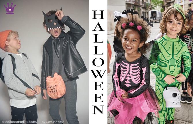 Disfraces baratos Halloween, disfraces originales halloween, blog moda infantil, la casita de Martina