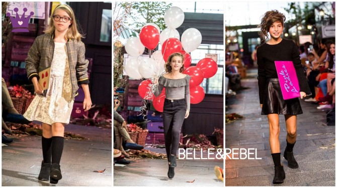 Bell and Rebel, El corte Ingles, blog moda infantil, The Petite Fashion Week, CharHadas,  Belen Junco, La casita de Martina