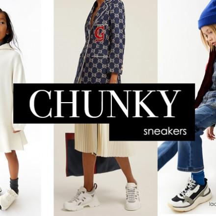 Balenciaga triple S, Chunky sneakers, ugly shoes, blog de moda infantil, la casita de martina, calzado infantil, 2