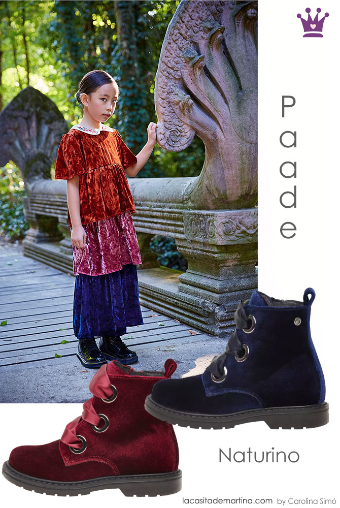 Blog moda infantil, Paade, Naturino, La casita de Martina