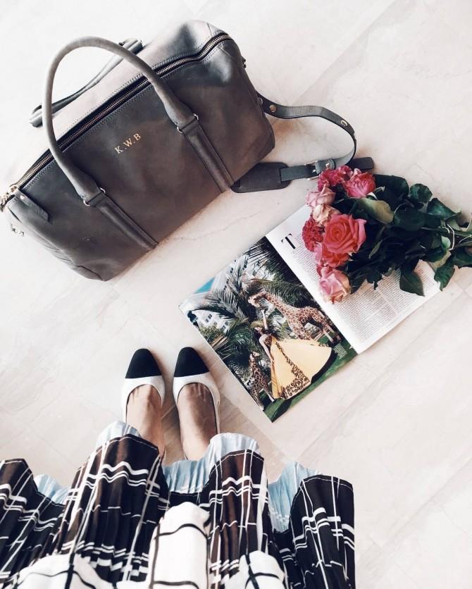 Blog de moda infantil, la casita de Martina, Bolso hospital, bolso maternidad, puericultura, karenwazenb