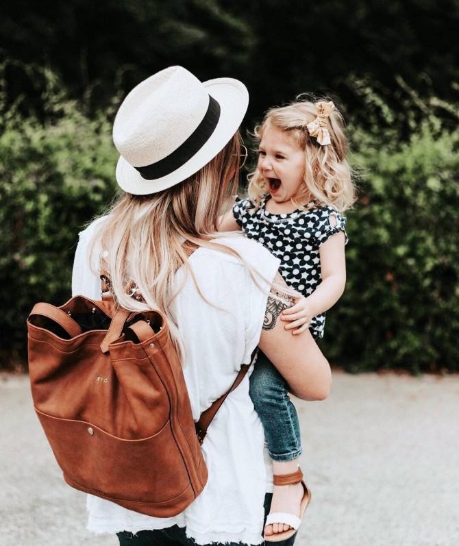Blog de moda infantil, la casita de Martina, Bolso hospital, bolso maternidad, puericultura