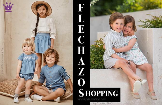 Blog moda infantil, la casita de Martina, Carolina Simo, Ancar moda infantil, vestidos nina