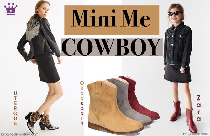 Uterque, bota cowboy, calzado infantil, tendencias calzado, blog moda infantil, la casita de Martina, 1