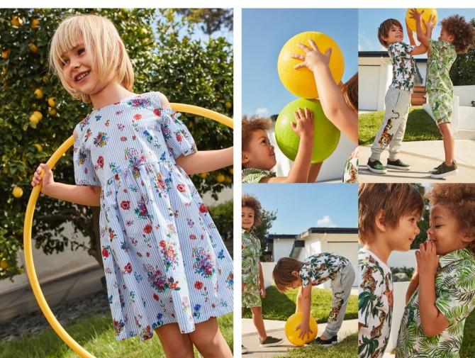 Blog moda infantil, hm, novedades ropa infantil, tendencias moda, 2