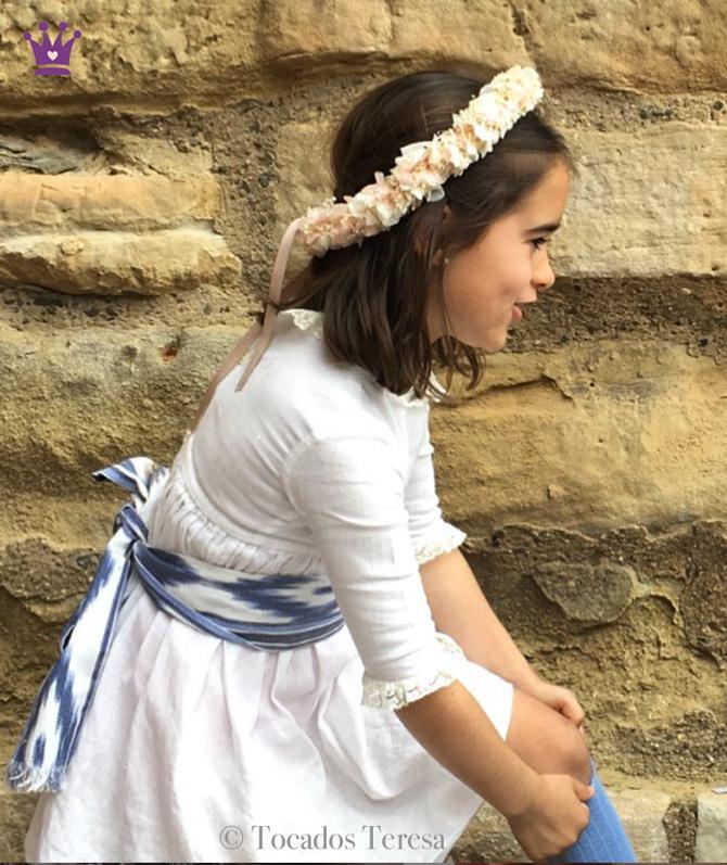Blog de moda infantil, tocados comuniones, trajes comunion, La casita de Martina, 1