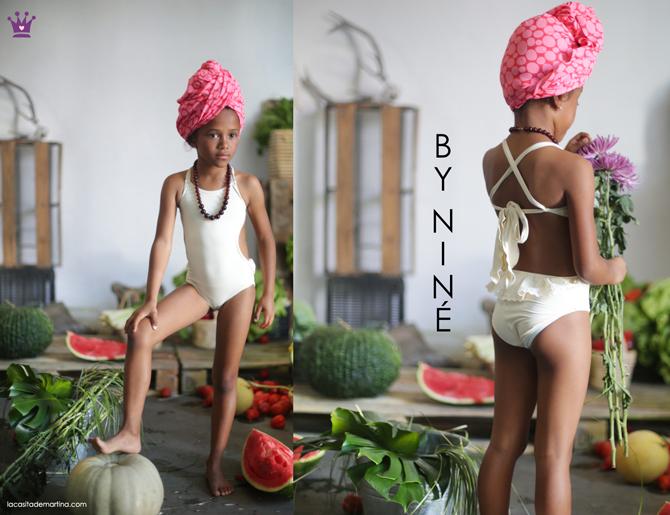 Blog de moda infantil, tendencias ropa infantil, la casita de Martina, Carolina Simo, bano infantil, By Nine