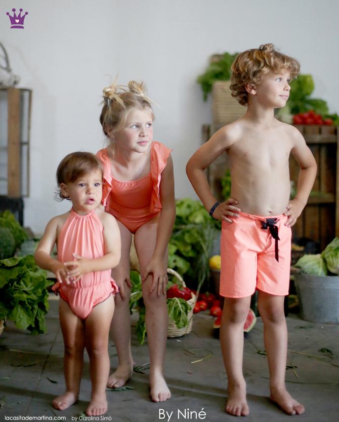 Blog de moda infantil, tendencias ropa infantil, la casita de Martina, Carolina Simo, bano infantil, By Nine, 3