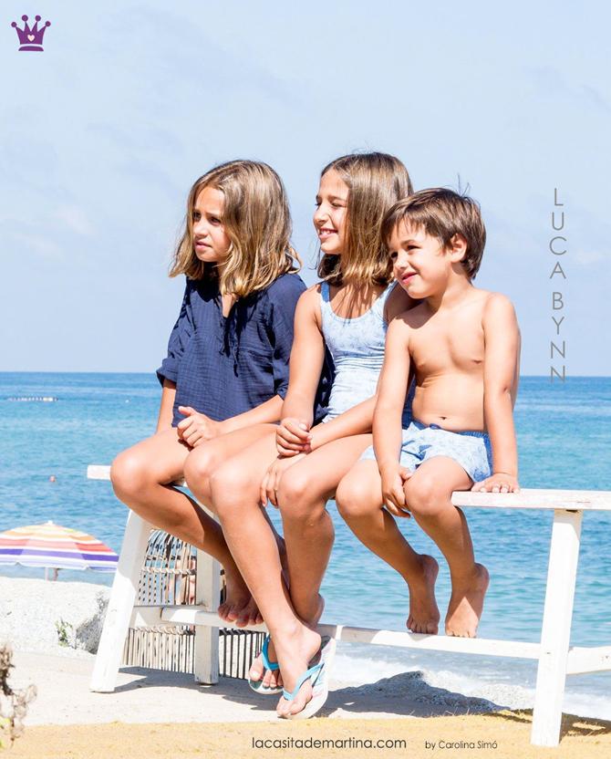 Blog de moda infantil, tendencias ropa infantil, la casita de Martina, Carolina Simo, bano infantil, Luca Bynn