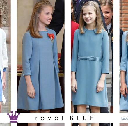 Vestido Princesa Leonor, infanta Sofia, marca vestido Leonor, Moda Infantil, La casita de Martina