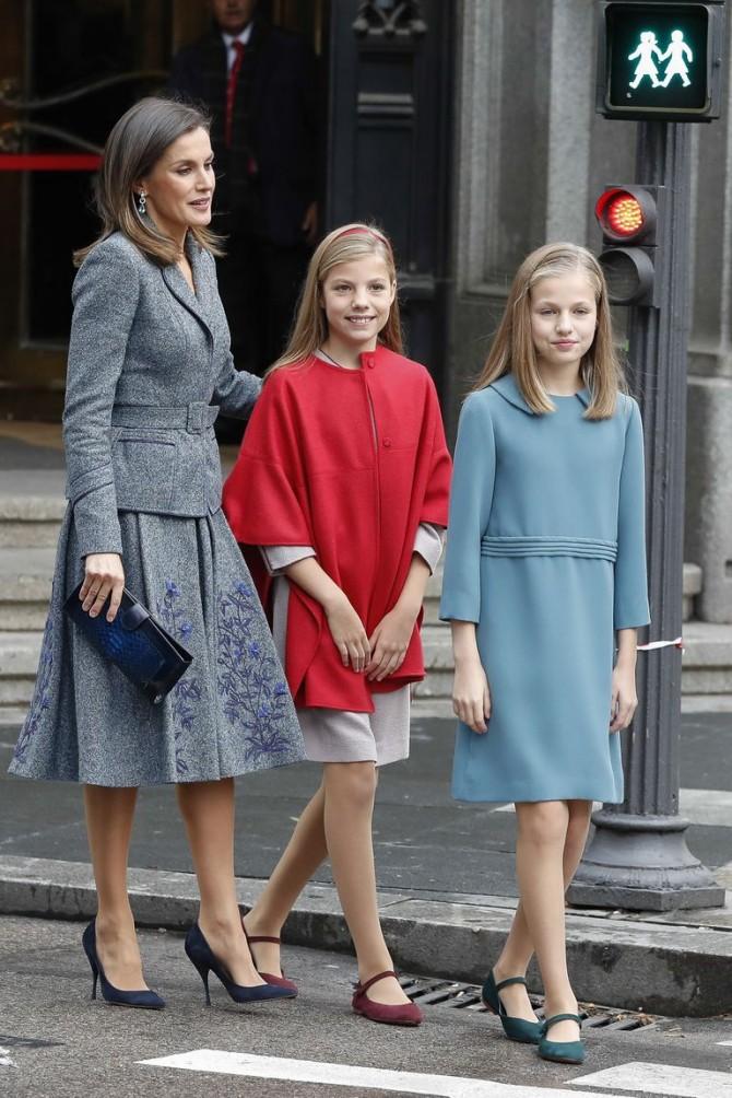 Vestido Princesa Leonor, marca vestido Leonor, Moda Infantil, La casita de Martina
