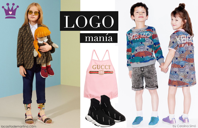 blog moda infantil, kids wear, la casita de martina, fendi, gucci, kenzo