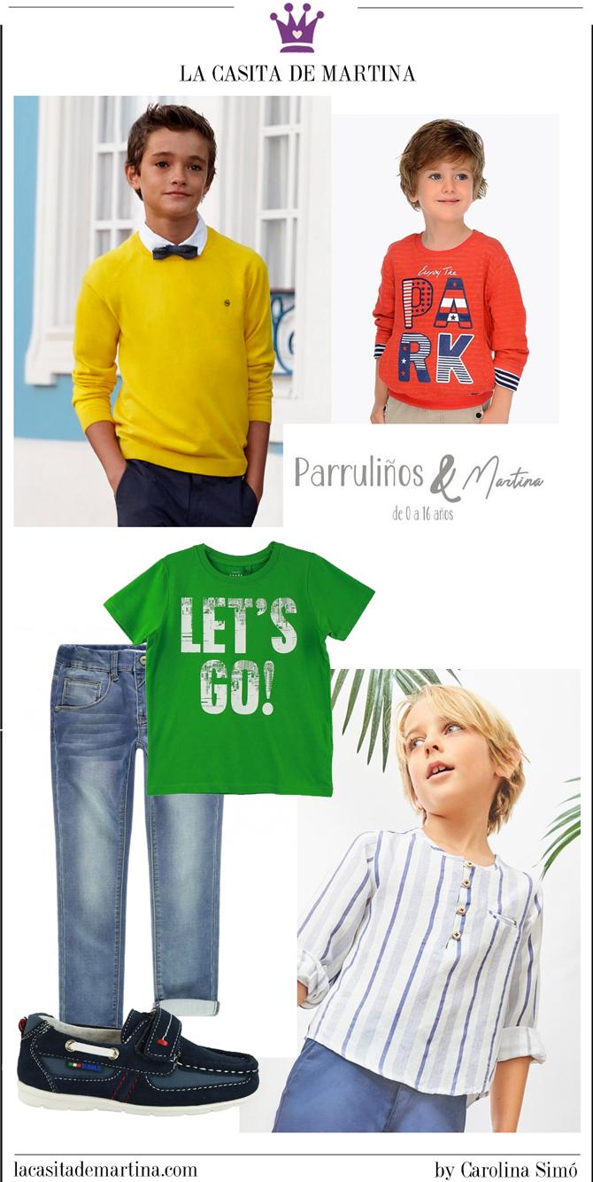 Tienda moda infantil, blog moda infantil, tienda online moda kids, Parrulinos cambados, la casita de martina, 3