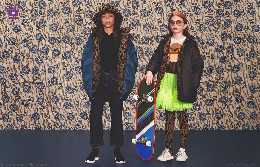 Fendi kids, blog moda infantil, la casita de martina, carolina simo, tendencias moda infantil, 0